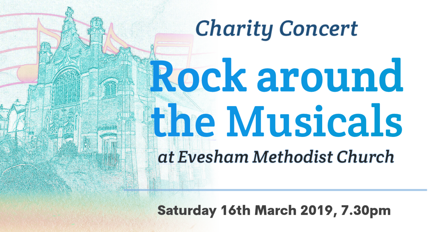 Charity Concert – Rock around the Musicals!
