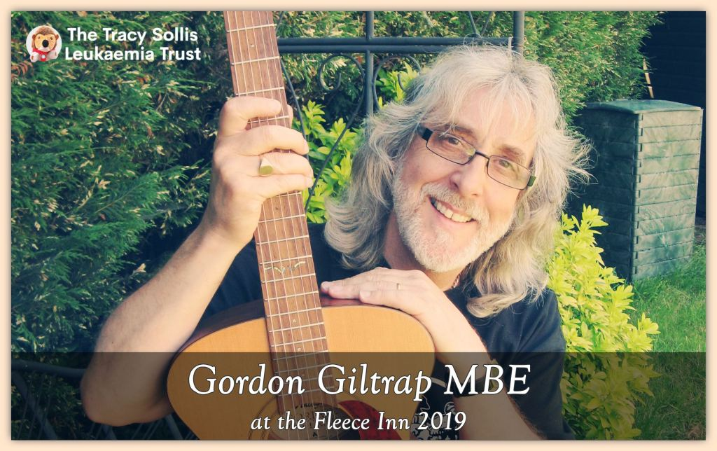 Gordon Giltrap MBE - at the Fleece Inn 2019